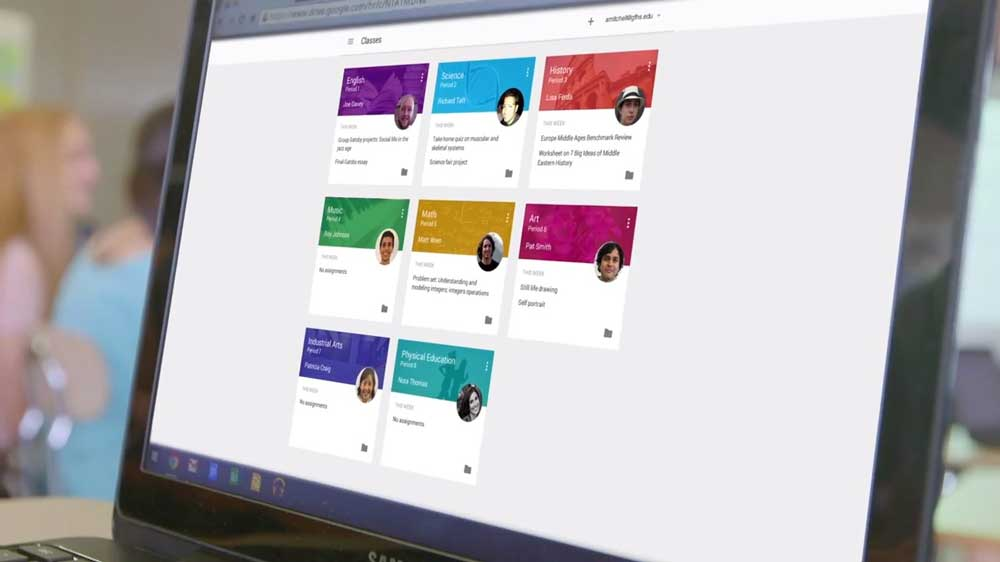 Don Bosco Borgomanero, Google Apps for Education