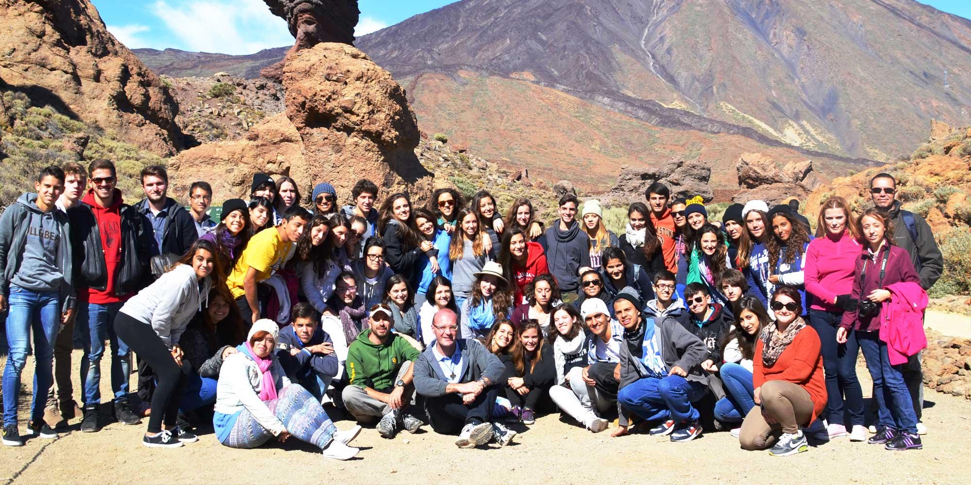 Don Bosco Borgomanero, Scambi Internazionali, Tenerife