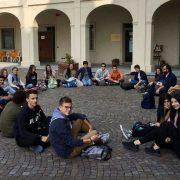 Sulle orme di Don Bosco: i Licei al santuario di Crea.