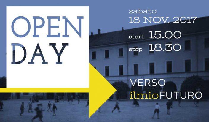 Open Day Don Bosco Borgomanero   Novembre 2017