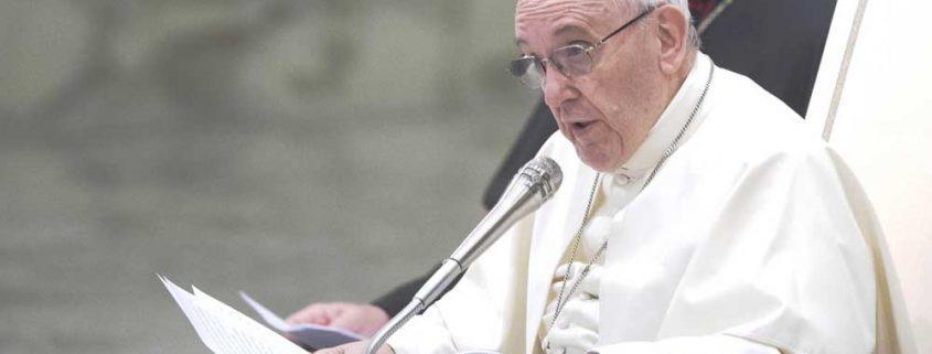 Papa Francesco: la speranza cristiana vince le tragedie del mondo