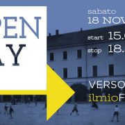 Open Day Don Bosco Borgomanero | Novembre 2017